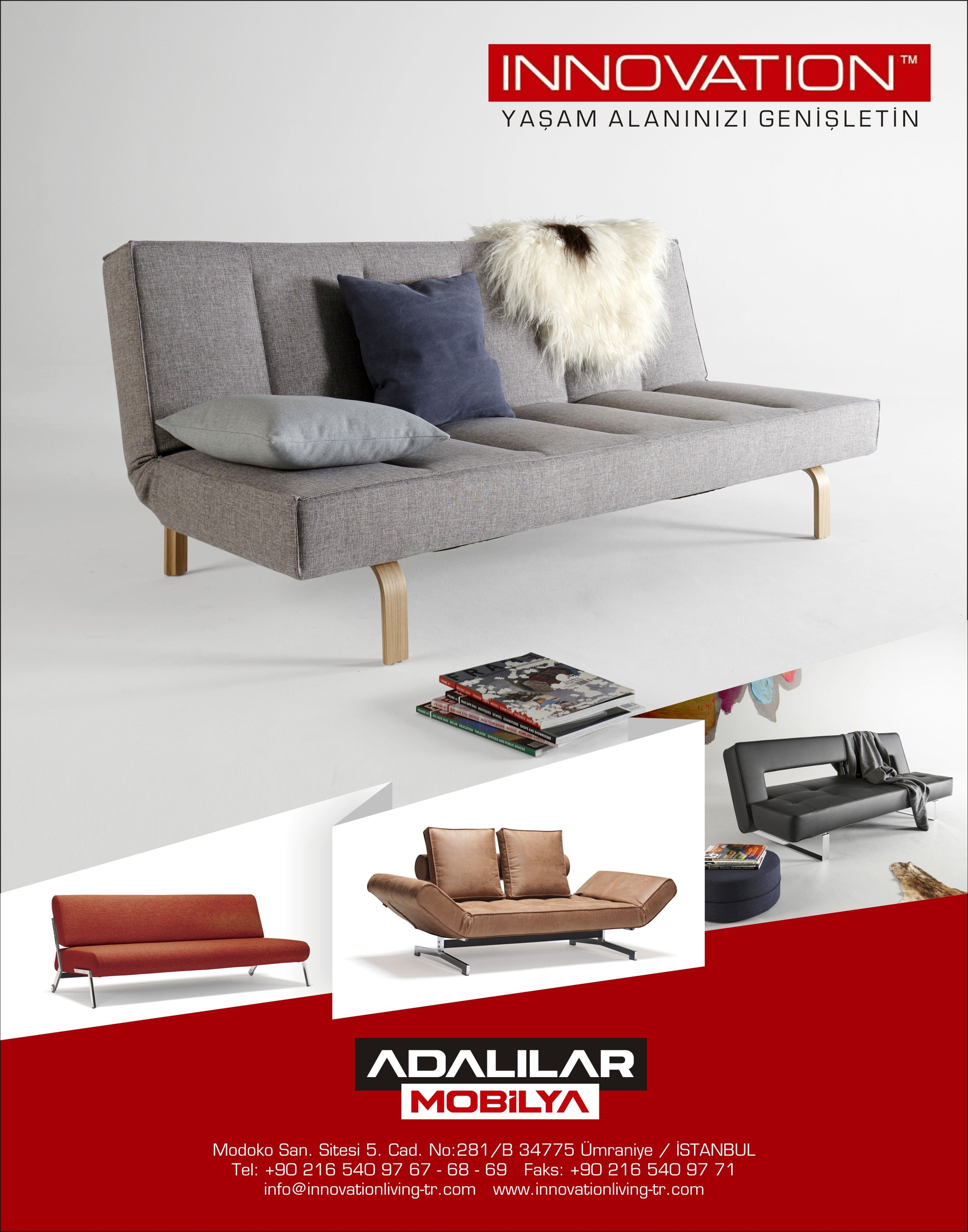 Modern Sofabed Models Are Waiting You In Our Showroom Www