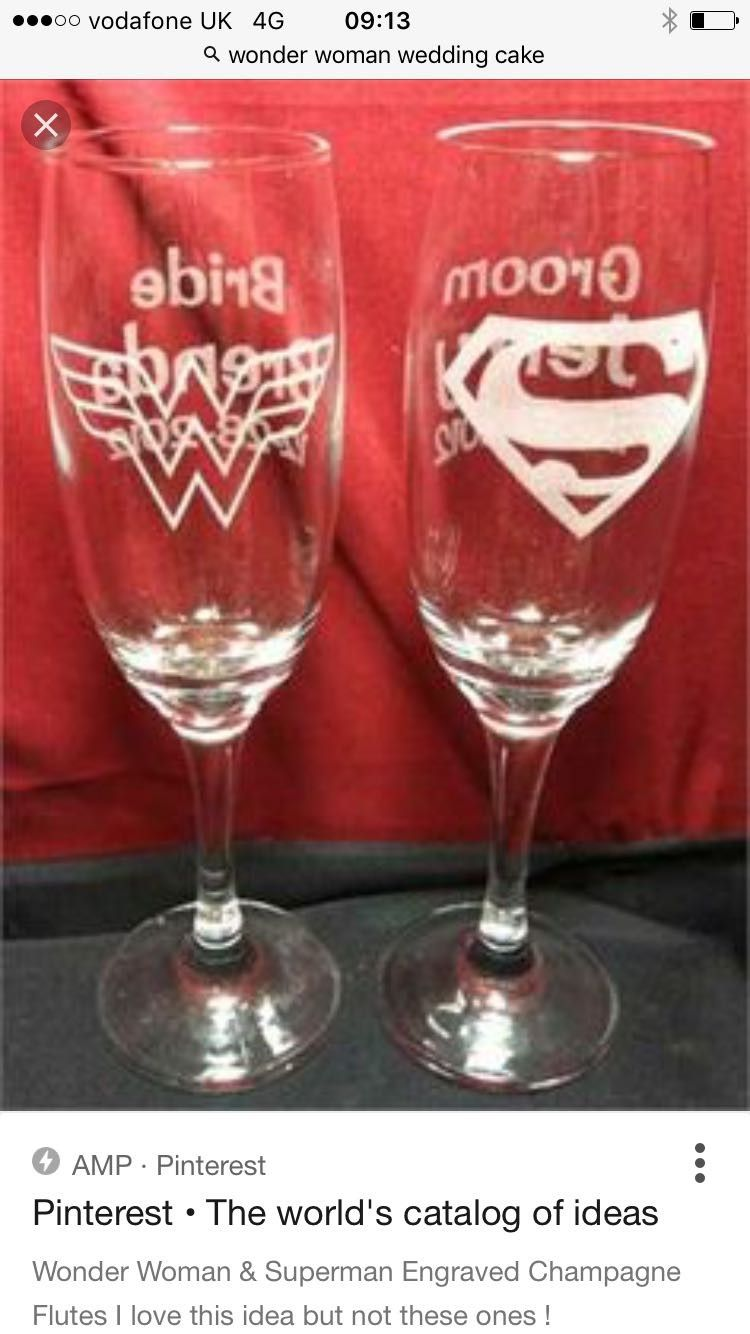 Pin By S Nelson On Wedding Party Superman Wedding Wonder Woman Wedding Superhero Wedding