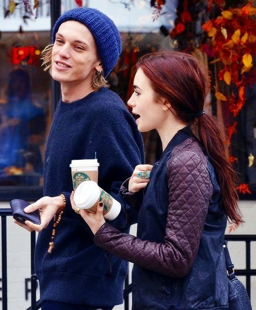 Jace Lightwood On Twitter Lilly Collins Red Hair Lily Collins Hair Lilly Collins