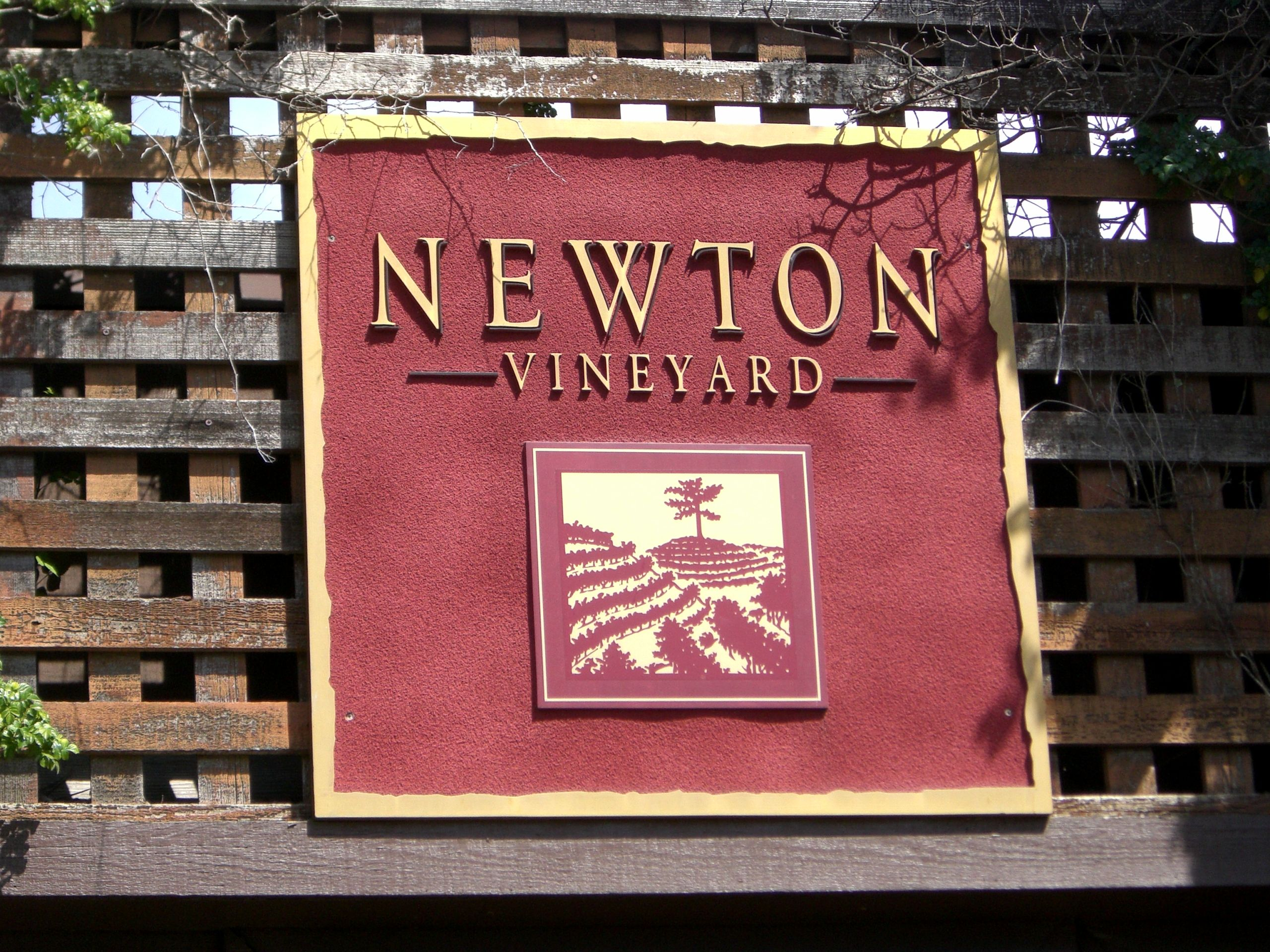 Newton Winery Ca Winery Frame Book Cover