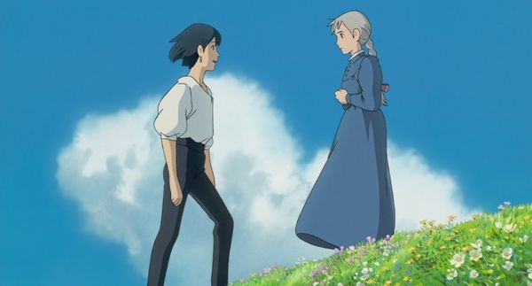 I got Howl's Moving Castle... Which Studio Ghibli Film Are You?