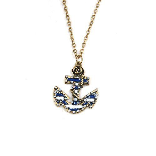 BlueTop(TM) Fashion Vintage Bronze Chain Anchor Shape Pendant Long Chain Necklace Clothes BlueTop(TM),http://www.amazon.com/dp/B00CJNI4FY/ref=cm_sw_r_pi_dp_pceEsb1W07Z1NWM8
