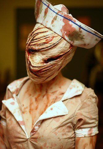 Silent Hill Cosplay - Silent Hill Pinterest Silent hill, Met - scary halloween costume ideas 2016