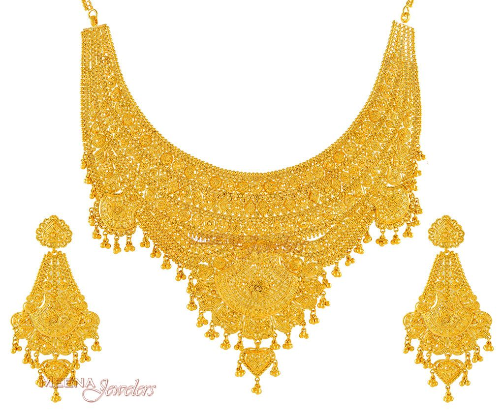 Indian Gold Jewellery Usa 22kt Gold Jewellery Online 2013