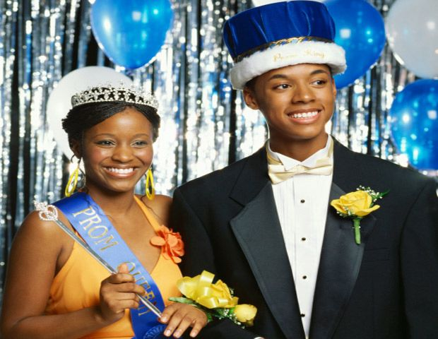 Image result for pictures of prom king and queen