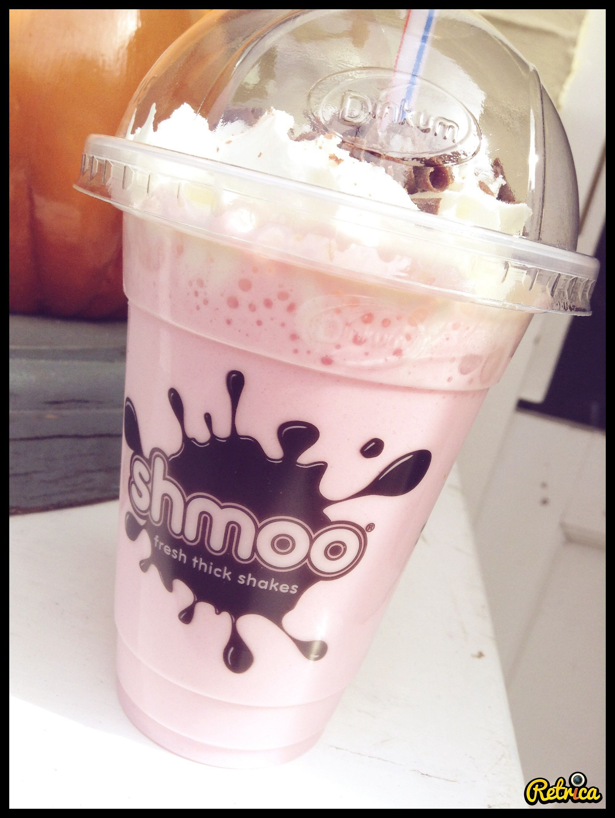 Small Strawberry Shmoo (With images) Dunkin donuts