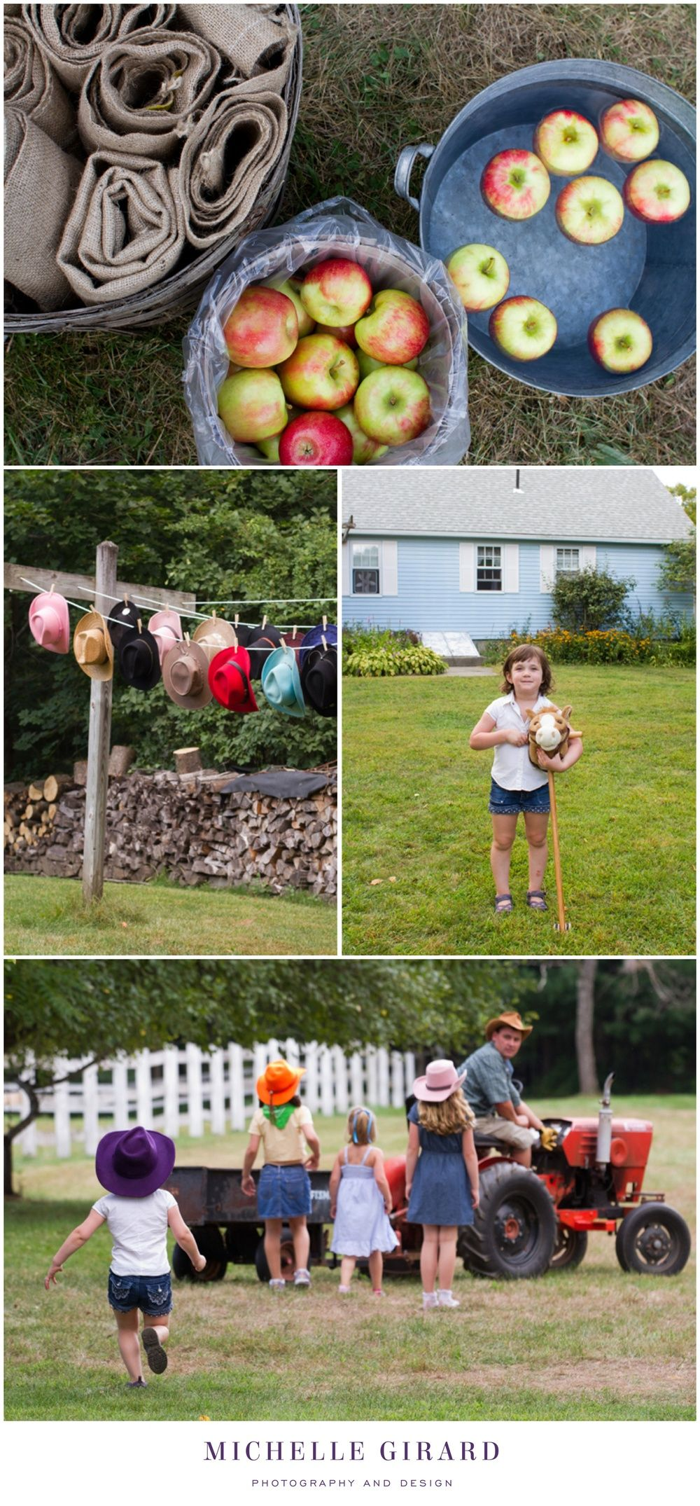 Family Hoedown Country Themed Birthday Party Eutopia