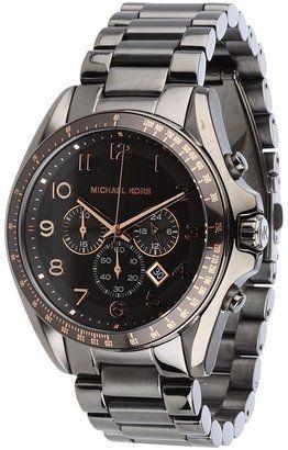 b19173dfc358 ShopStyle  Michael Kors MK8255 - Mens Bradshaw Chronograph