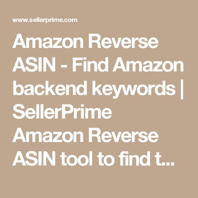 97cd632293e9e0f7aaf2c80dd4fc81cf - How To Get Asin For New Product On Amazon