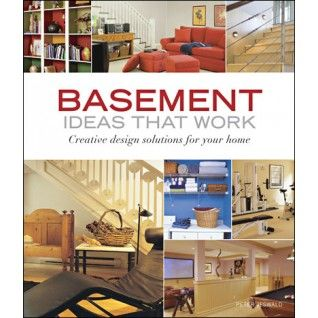 Basement Ideas That Work by Peter Jeswald - Home Design - Design ...