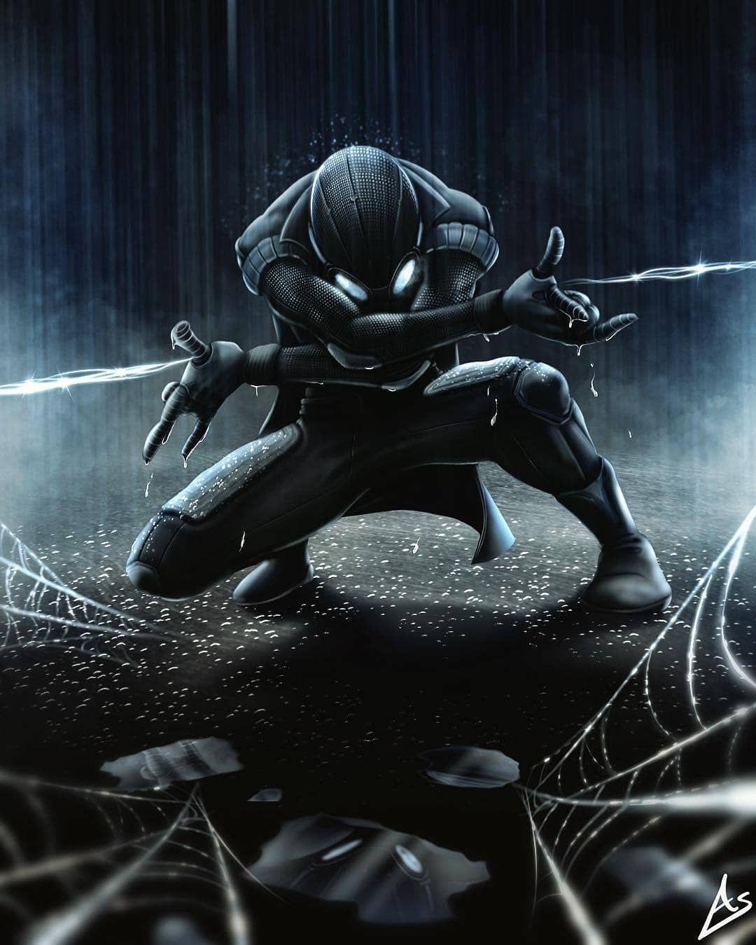 NEW VENOM CARNAGE SPIDERMAN MOVIE FIGURE Signed Comic Con ART PRINT 13x19 POSTER