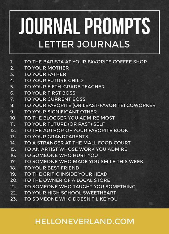 journal writing free download - A Year of Many Firsts  |Pinterest Journal Writing
