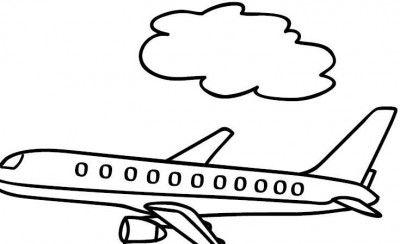 Dibujos De Aviones Para Imprimir 2 Aviones En 2019 Avion