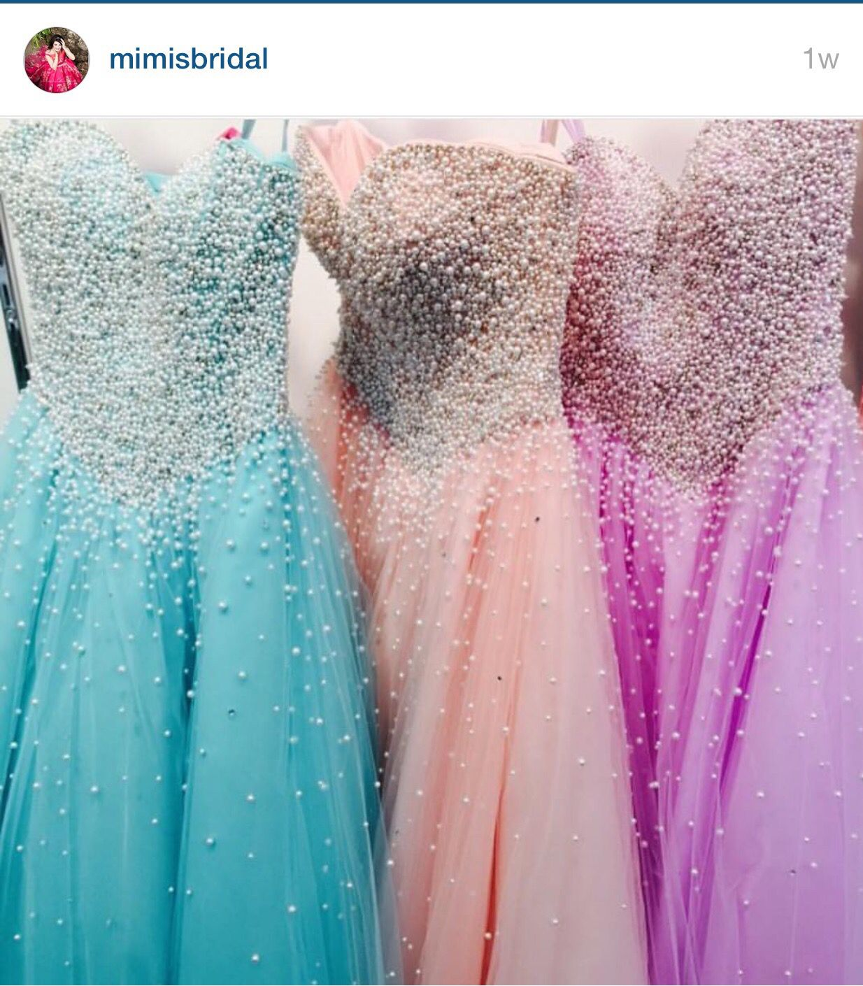 Pearls galore for prom prom promdress prompictures