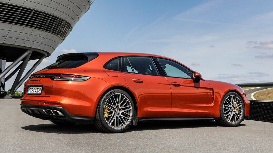 Porsche Made the 2021 Panamera Turbo So Powerful It Became