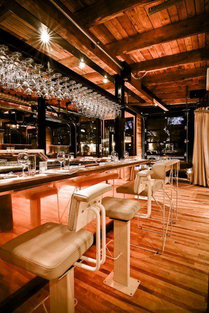 Grinder Viandes Vins A Steakhouse Restaurant In Griffintown Montreal Restaurant Montreal