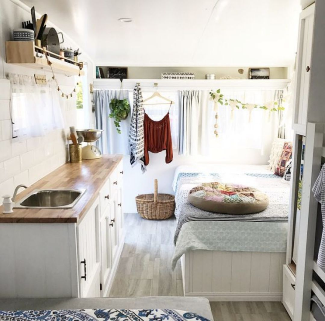 25+Best Airstream Makeover Ideas On A Budget