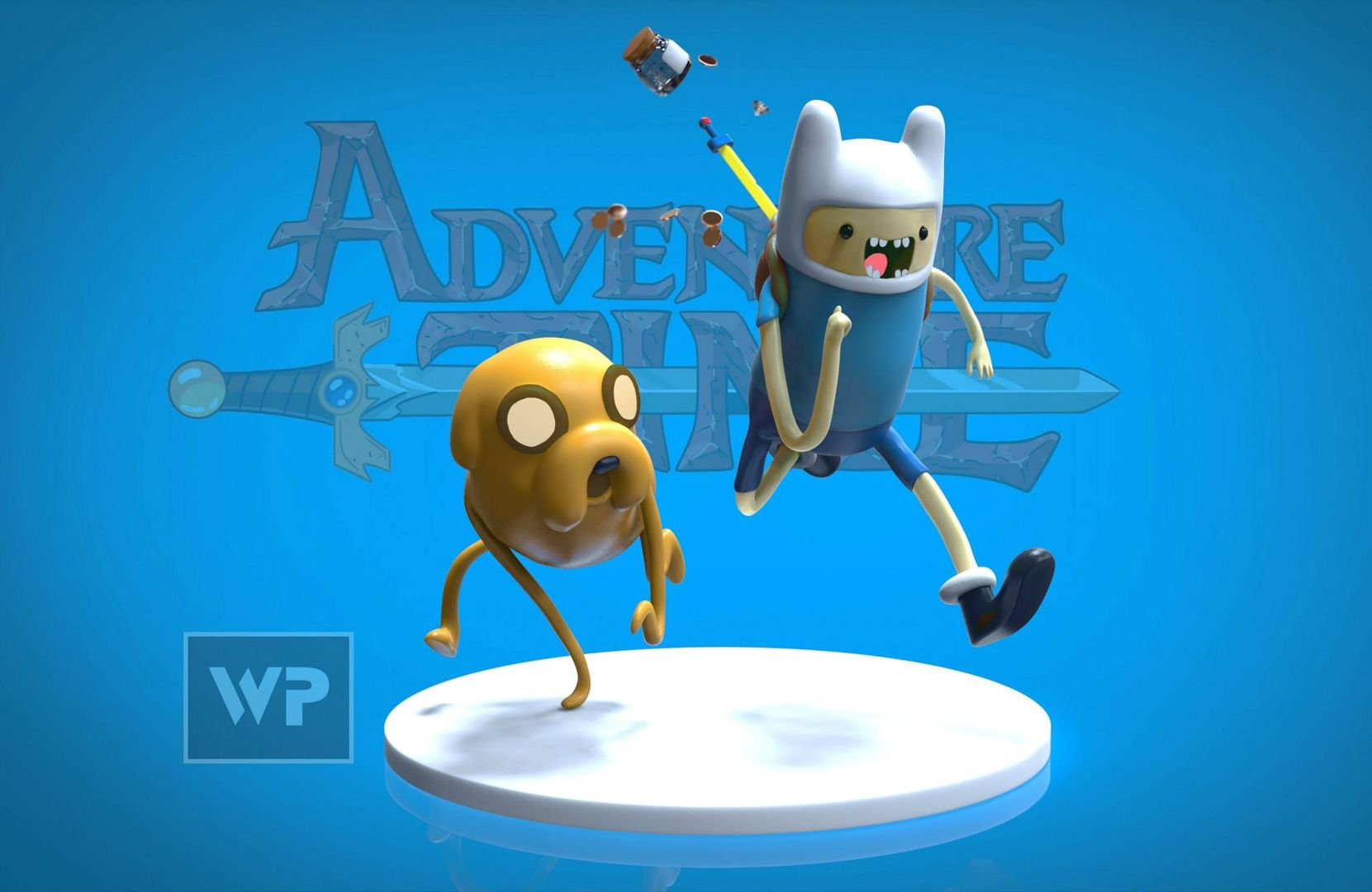 Adventure Time Collectible Figures Adventure time