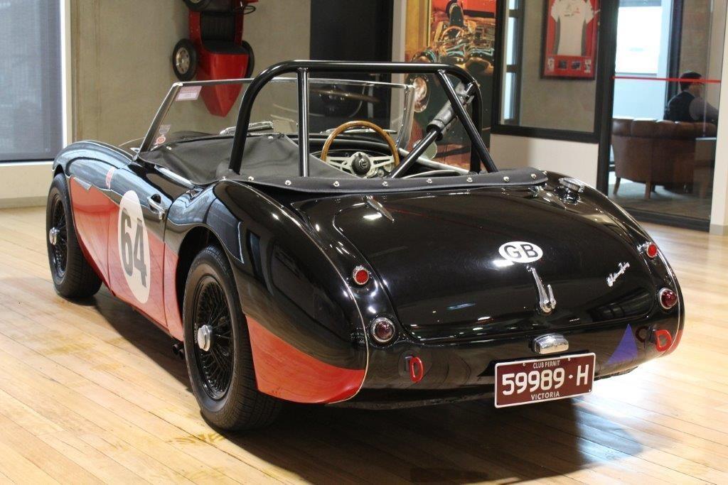 1959 Austin-Healey 100/6 BN4 3000 MK1 | Austin Healey Modified Class ...