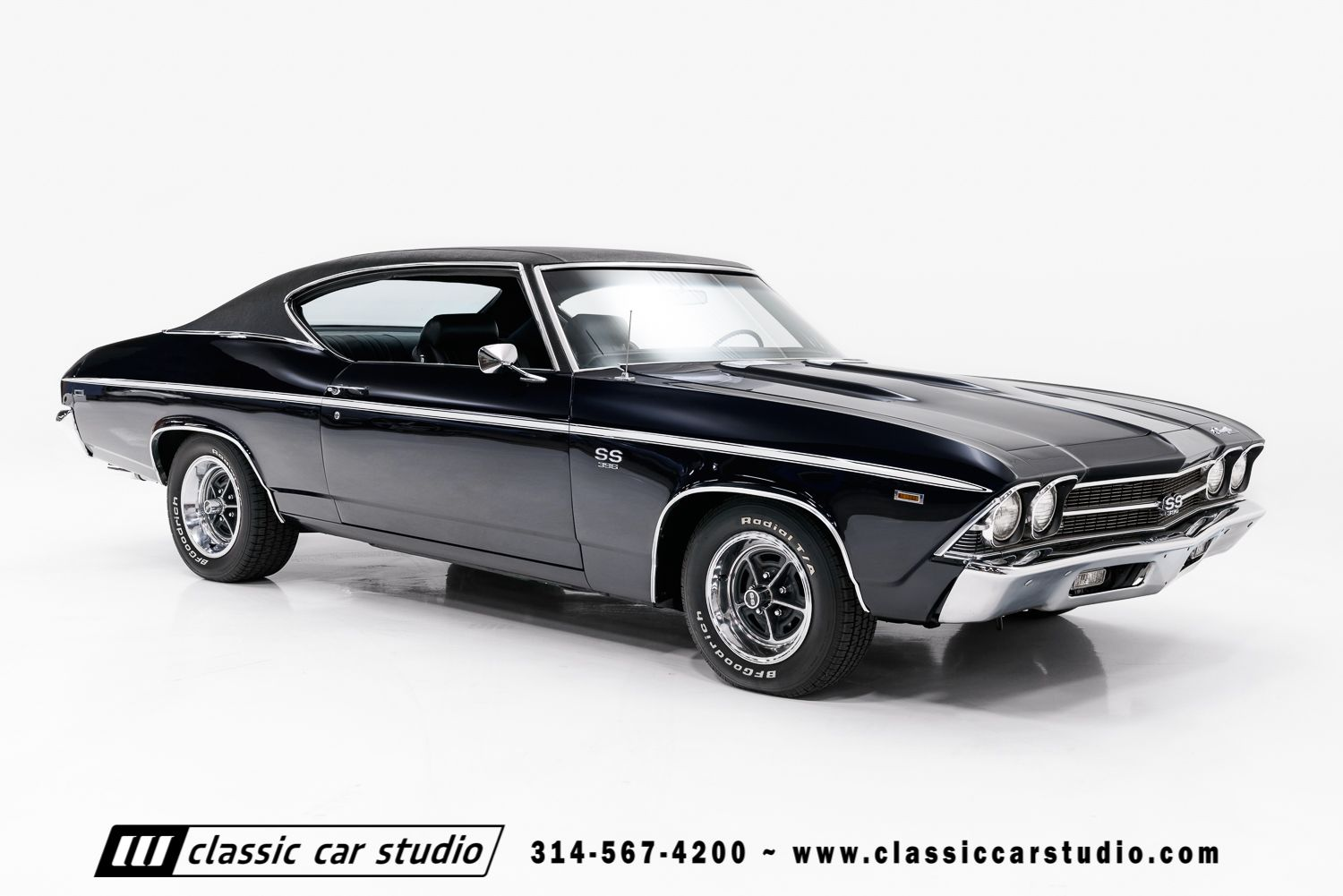 1969 Chevrolet Chevelle SS | Classic Car Studio | 1969 SS 396 ...