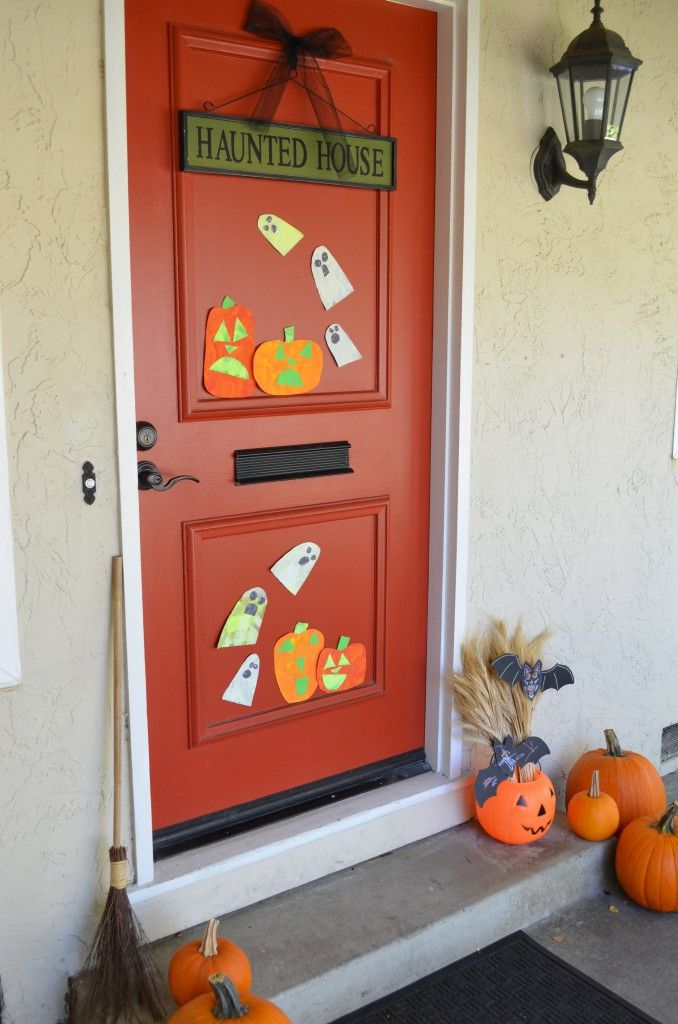 Outdoor Halloween Decorations on a Budget Crafts, Halloween - natural halloween decorations