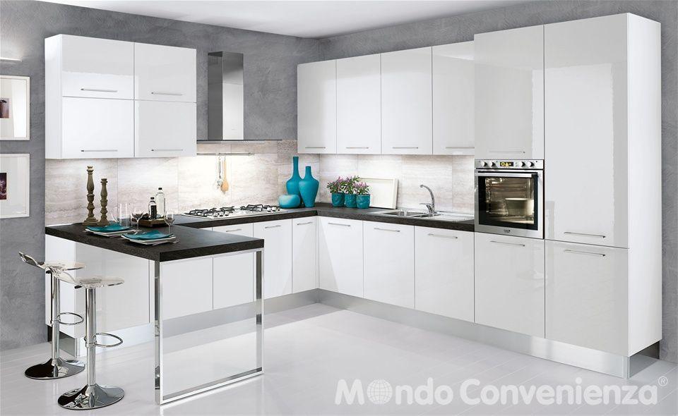 Cucina Katy - Mondo Convenienza | Cuisine | Pinterest
