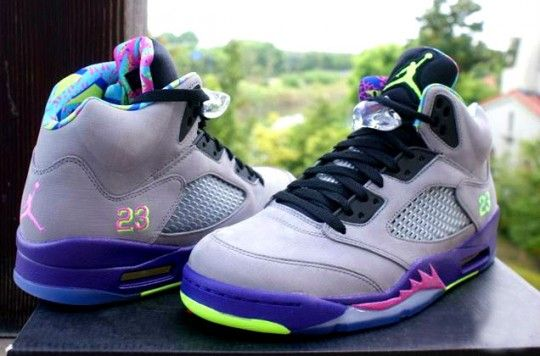 Air Jordan 5 (Fresh Prince Of Bel Air) - Sneaker Freaker