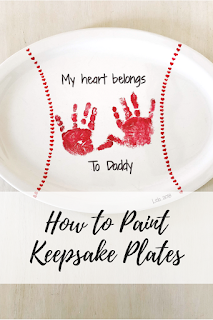 Father's Day Grill Plate