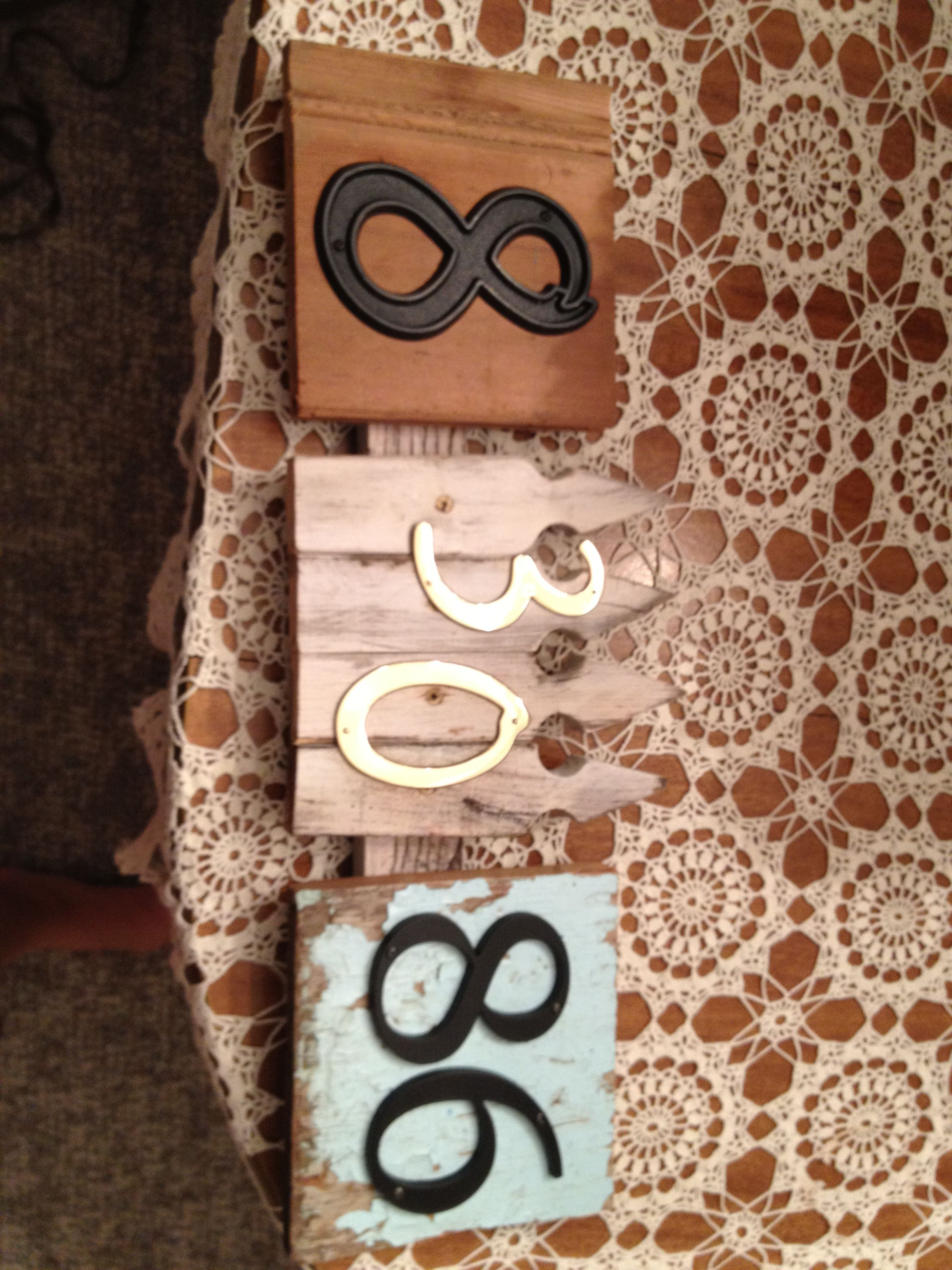 awesome wedding gift idea with couple's wedding date ...