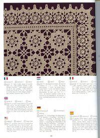 Gallery.ru / Фото #20 - DMC. Creations Crochet D'or - Malinka-Malinka