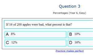Online Percentage Games For Kids Math Word Problems Word Problems Math Worksheets
