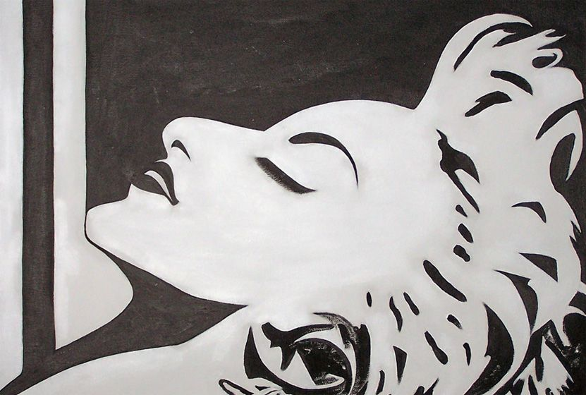 pop art black and white - Buscar con Google | Black and White ...