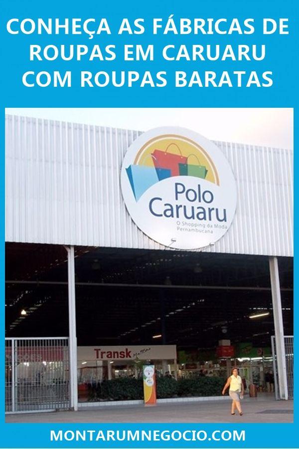 83ccd4ed79 Conheça as fábricas de roupas em Caruaru e descubra como comprar roupas  baratas no atacado.