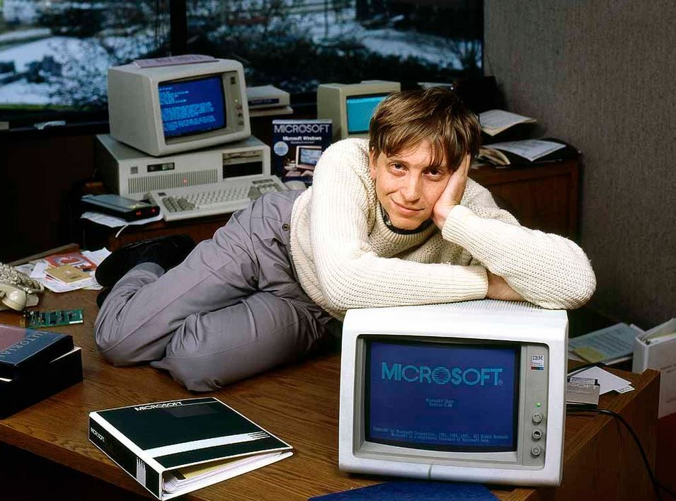 bill gates the early years This biography of bill gates provides the company proved to be highly successful and within years gates became an bill gates formed the bill.