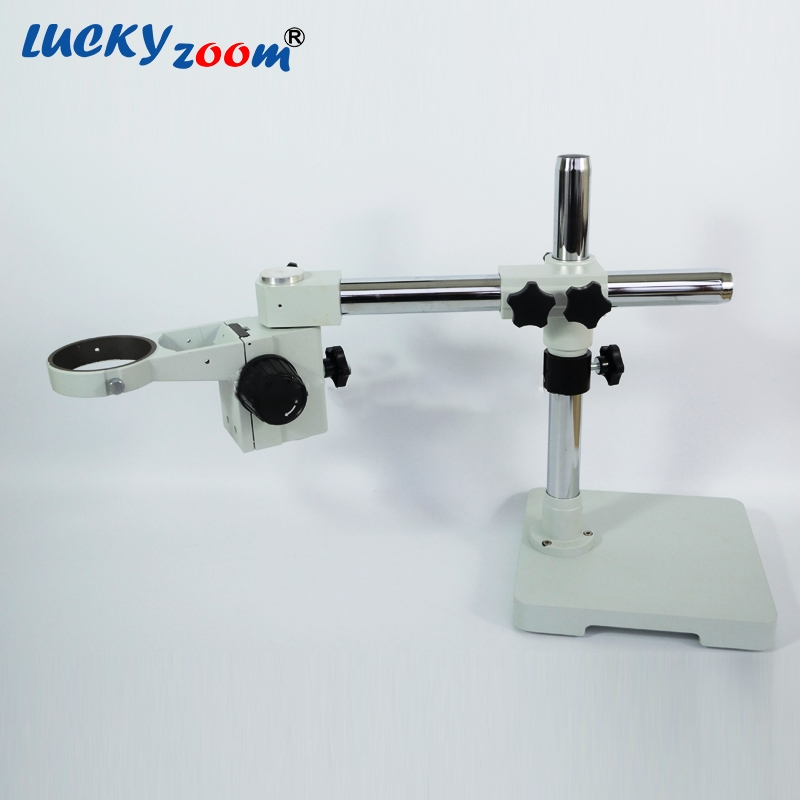 290 12 Watch Here Http Ali53m Worldwells Pw Go Php T 32662991857 Lucky Zoom Brand Single Boom Stand Microscope Accessories Microscope Stage Microscopic
