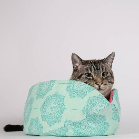 The Cat Canoe® Is A Modern Cat Bed Design, And Fits Cats (or