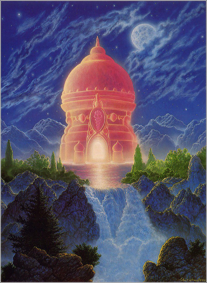 Healing temple by gilbert williams magical places pinterest temple micro biologist and quantum physicist dr george merkl and his life crystal chondriana and sumerian formula discoveries fandeluxe Choice Image