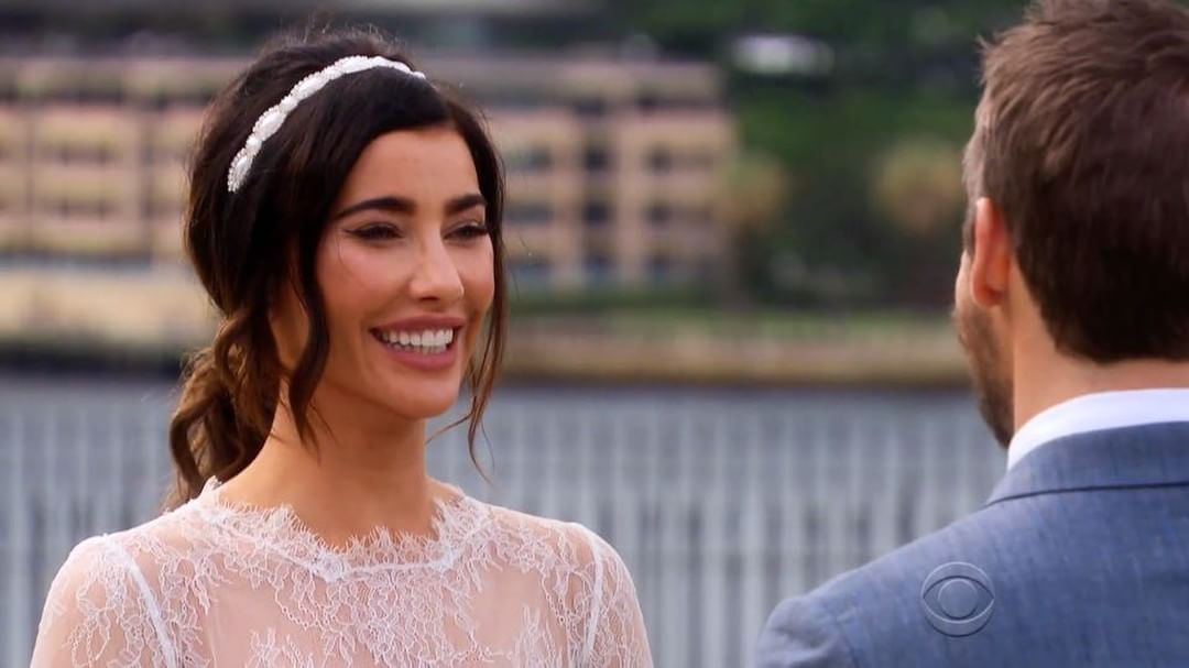 The Bold And The Beautiful Spoilers Jacqueline Macinnes Wood Talks Wedding Stunt Viral Sally Fight And Liam Ma Bold And The Beautiful Perfect Wedding Wedding
