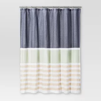 Shop Target For Shower Curtains Shower Curtain Liners And Other Accessories Free S In 2020 Striped Shower Curtains Target Shower Curtains White Shower Curtain Target