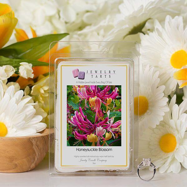 Honeysuckle Blossom Jewelry Tarts (1 Tart With A Surprise Jewel!)