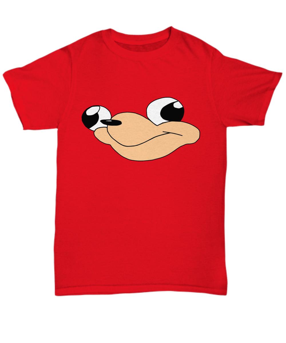 Uganda Knuckles Do You Know Da Wae The Way Da Way Meme Funny Sonic Vr Chat Shirt Meme Shirts Funny Meme Shirt T Shirt
