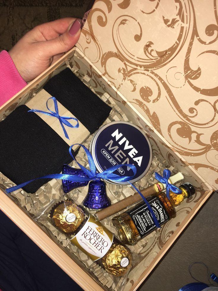 Ein Geschenk an einen Mann #nikolausgeschenk