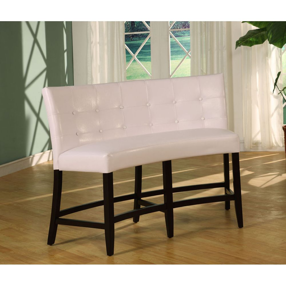 Banquette Seat Height: Counter Height Bench