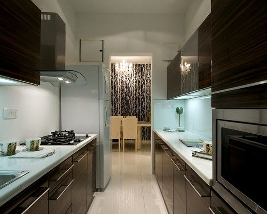 Awesome Luxurious Wall Design For Modern Bedroom And Living Room : Gorgeous  Kitchen Design Wooden Cupboard