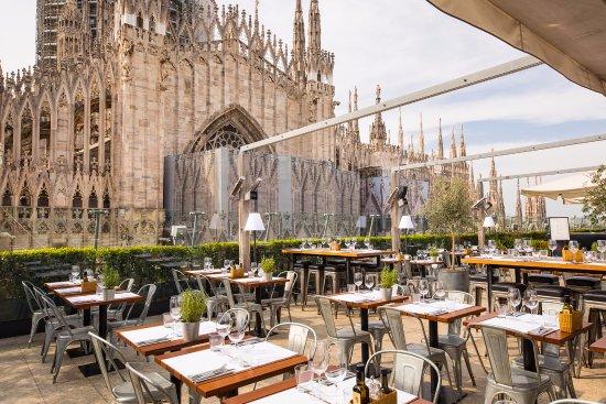 Obica Mozzarella Bar Duomo Milan Centro Storico Menu