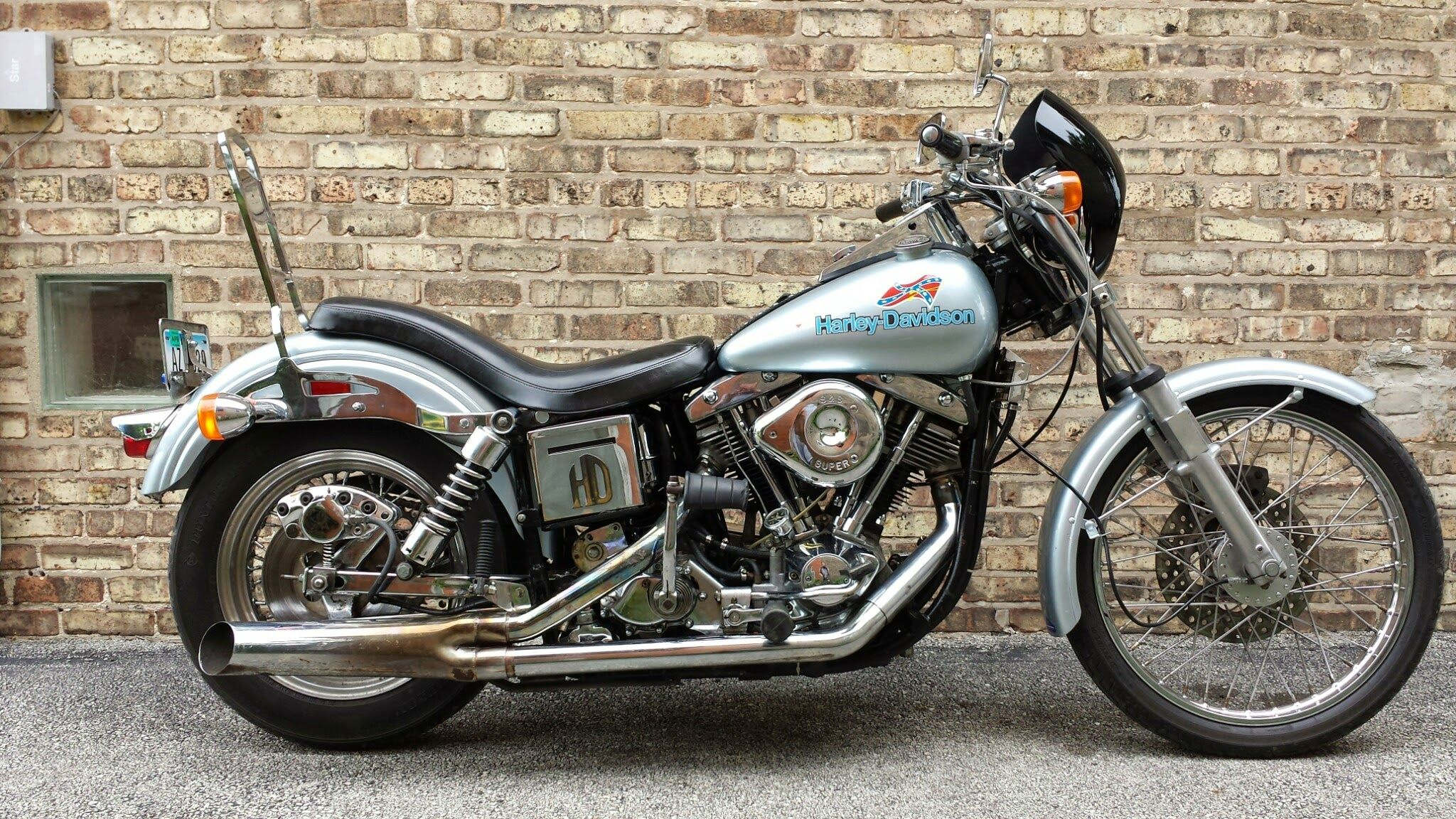 Classic Harley Davidson FXE 1200 Superglide Shovelhead AMF for sale