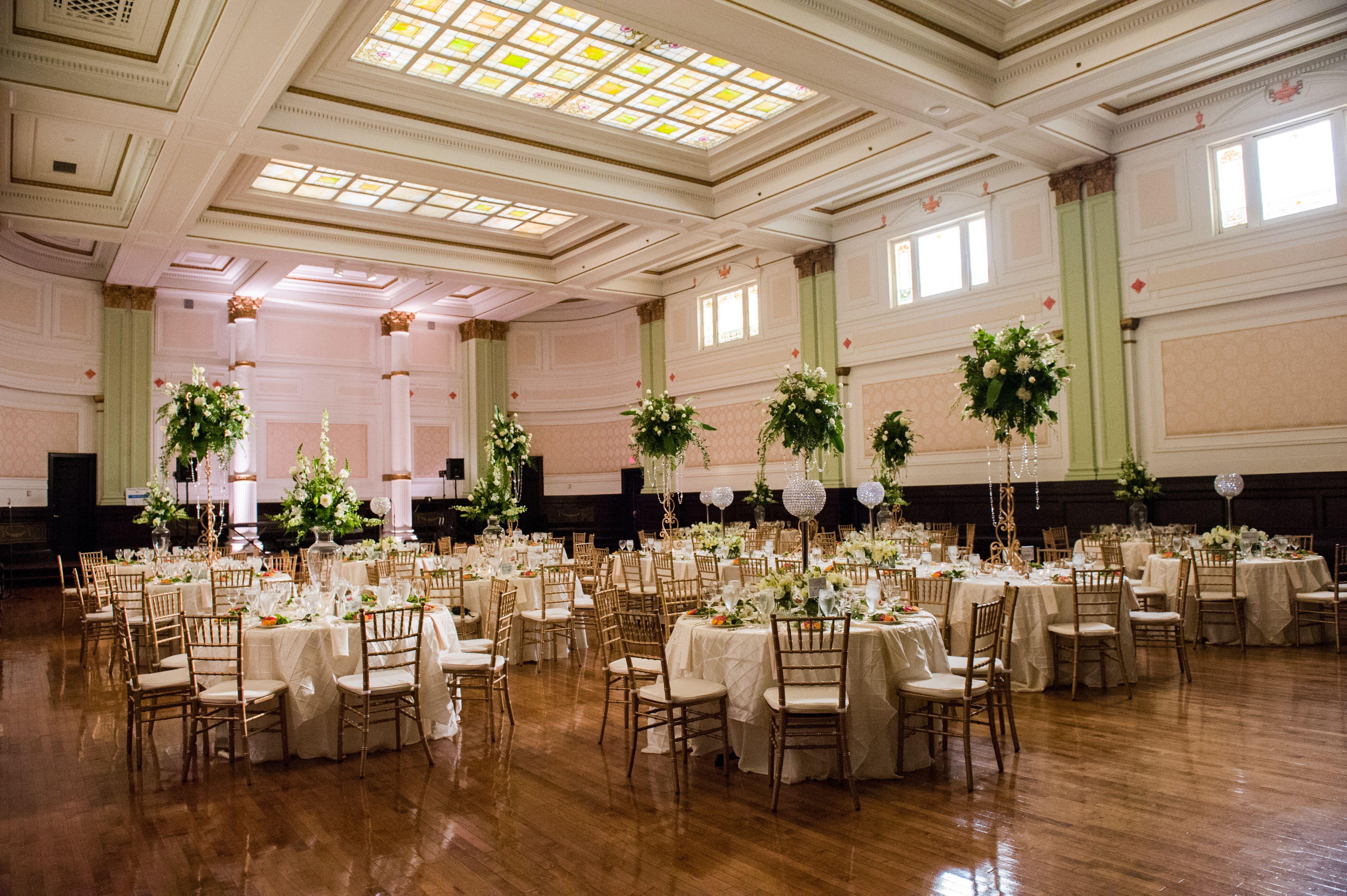 Beaux Arts Ballroom Photo By Studio E Cheap Wedding Venues