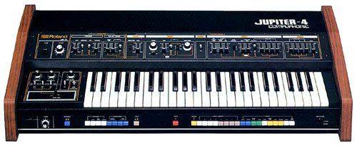 Roland / Jupiter-4 (1978)