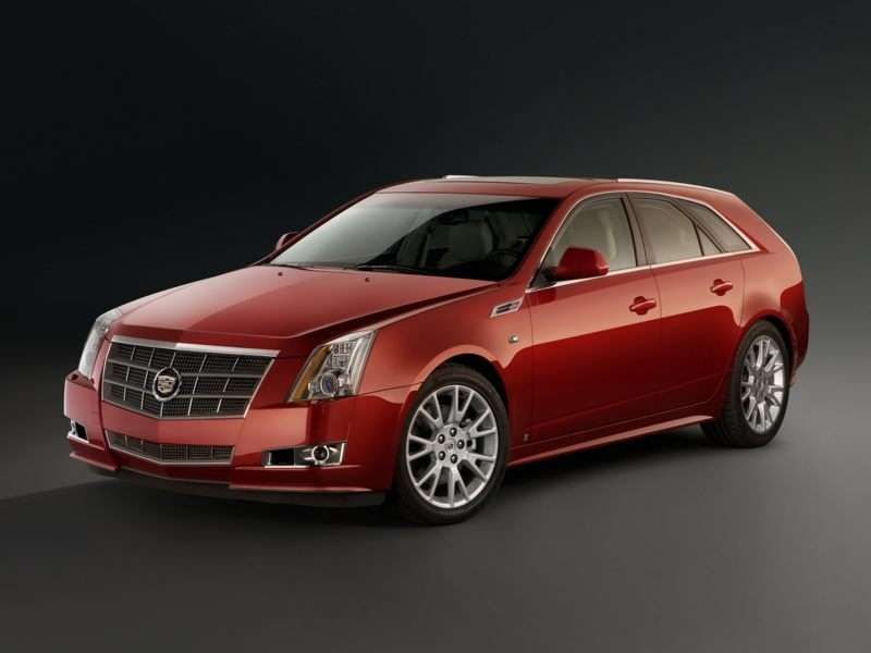 Best Used Station Wagons: Cadillac CTS Sport Wagon