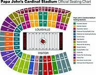 Detailed Seating Chart Papa John S Cardinal Stadium Saferbrowser Yahoo Image Search Results Papa Johns Louisville Cardinals Football Louisville Cardinals
